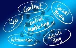 Pojmy z online marketingu
