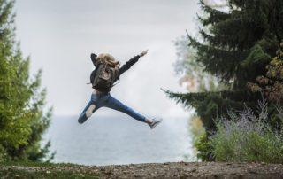 pozitivní psychologie a pocit štěstí