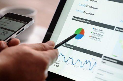 Měření výsledků on-line kampaní.