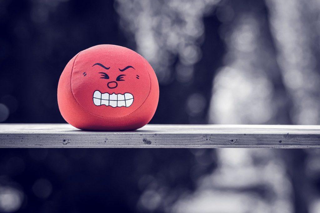 stresový míček