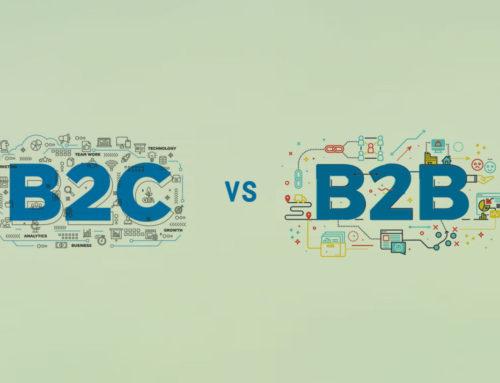 B2B marketing a jeho rozdíly oproti B2C